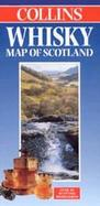 Collins Whisky Map of Scotland cover