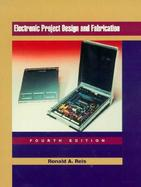 Electronic Project Design and Fabrication cover