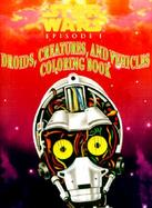 Droids, Creatures and Vehicles cover