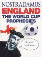 England The World Cup Prophecies cover