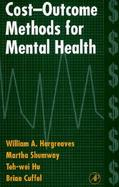 Cost-Outcome Methods for Mental Health cover