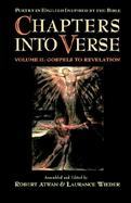 Chapters into Verse Poetry in English Inspired by the Bible  Gospels to Revelation (volume2) cover