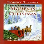 Moments for Christmas cover