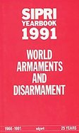 Sipri Yearbook 1991 World Armaments and Disarmament cover