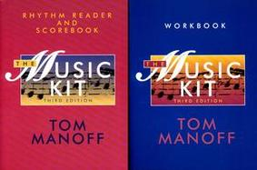 The Music Kit: Workbook and Rhythm Reader and Scorebook with Cassette(s) cover