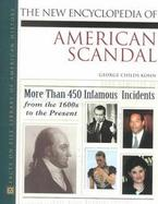 The New Encyclopedia of American Scandal cover