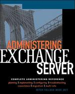Administering Exchange Server cover