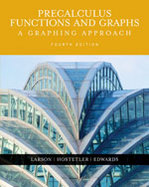 Precalculus Functions and Graphs A Graphing Approach cover