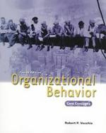 ORGANIZATIONAL BEHAVIOR:CORE CONCEPTS 4E cover