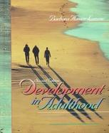 Development in Adulthood cover