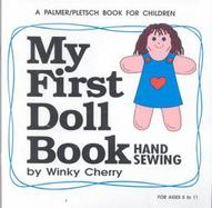 My First Doll Book: Hand Sewing cover