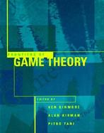 Frontiers of Game Theory cover