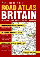 Frommer's Road Atlas, Britain cover