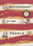 Goverment by People National cover