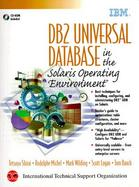 DB2 Universal Database in the Solaris Operating Environments cover