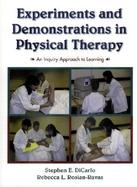 Experiments and Demonstrations in Physical Therapy An Inquiry Approach to Learning cover