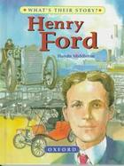 Henry Ford: The People's Carmaker cover