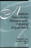 Assistive Devices for Persons with Hearing Impairment cover