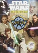 Jedi Fabric Patch Activity Book cover