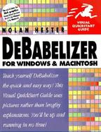 Debabelizer for Windows and Macintosh cover