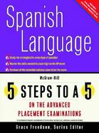 5 Steps to A 5 Pa Spanish Language cover