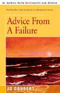 Advice from a Failure cover