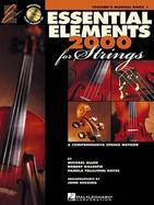 Essential Elements 2000 for Strings A Comprehensive String Method  Teachers Manual, Spiral cover