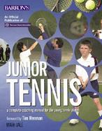 Junior Tennis: A Complete Coaching Manual for the Young Tennis Player cover