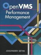 Open Vms Performance Management cover