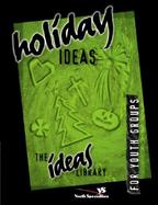 Holiday Ideas For Youth Groups cover