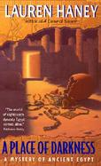 A Place of Darkness A Mystery of Ancient Egypt cover