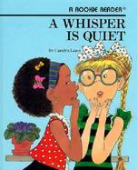 A Whisper Is Quiet cover