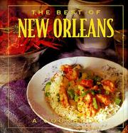 The Best of New Orleans A Cookbook cover