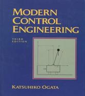 Modern Control Engineering cover