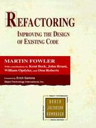 Refactoring Improving the Design of Existing Code cover