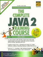 Complete Java2 Training Course, The cover