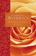 Catholic Women's Devotional Bible New Revised Standard Version Catholic Edition cover