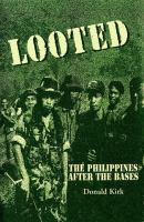 Looted: The Philippines After the Bases cover