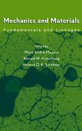 Mechanics and Materials Fundamentals and Linkages cover