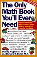The Only Math Book You'll Ever Need cover
