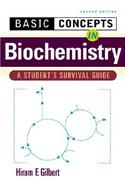 Basic Concepts in Biochemistry A Student's Survival Guide cover