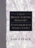 Cases in Strategic Marketing Mgmt. cover