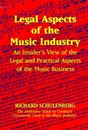 Legal Aspects of the Music Industry An Insider's View cover