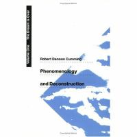 Phenomenology and Deconstruction The Dream Is over (volume1) cover