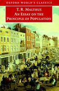 An Essay on Principle of Population cover