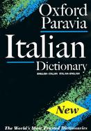 Oxford Paravia Italian Dictionary cover