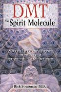 Dmt The Spirit Molecule  A Doctor's Revolutionary Research into the Biology of Near-Death and Mystical Experience cover