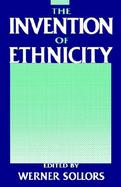 The Invention of Ethnicity cover