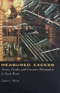 Measured Excess Status, Gender, and Consumer Nationalism in South Korea cover