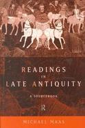 Readings in Late Antiquity A Sourcebook cover